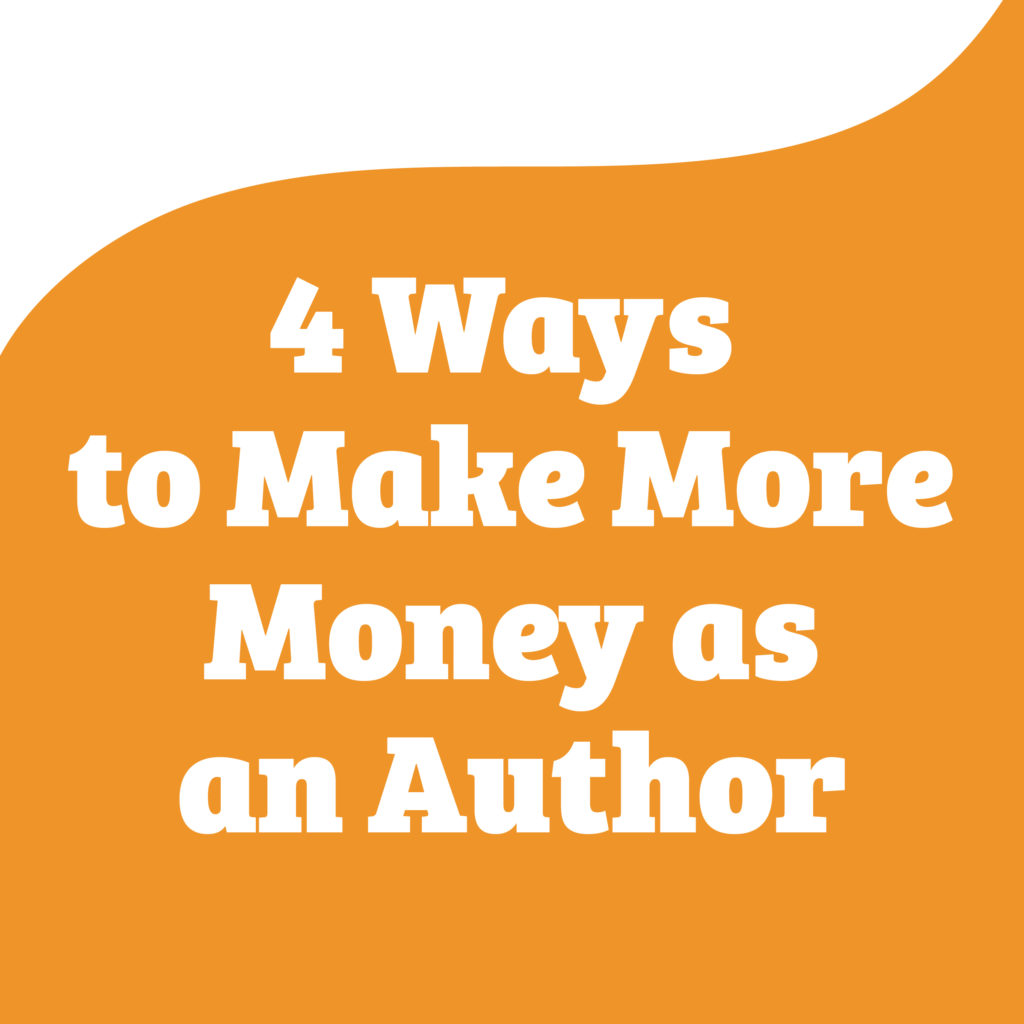 how much do authors make